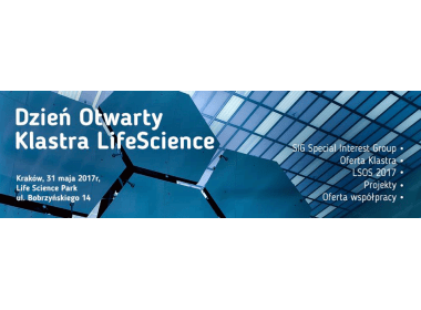 Open Day at LifeScience Cluster in Krakow